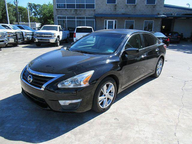 2013 Nissan Altima 2.5 SV for sale in Spring, TX
