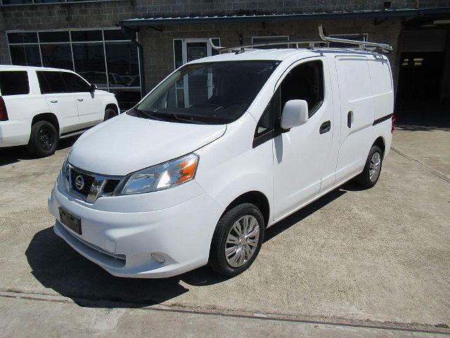 2014 Nissan NV200 SV for sale in Spring, TX