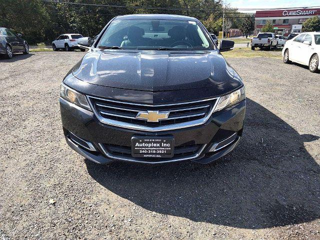 2017 Chevrolet Impala LT for sale in Clinton, MD