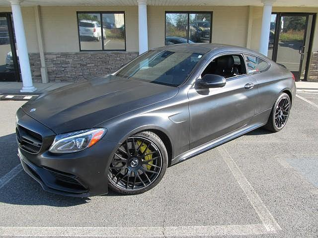 2017 Mercedes-Benz C-Class AMG C 63 for sale in Stafford, VA