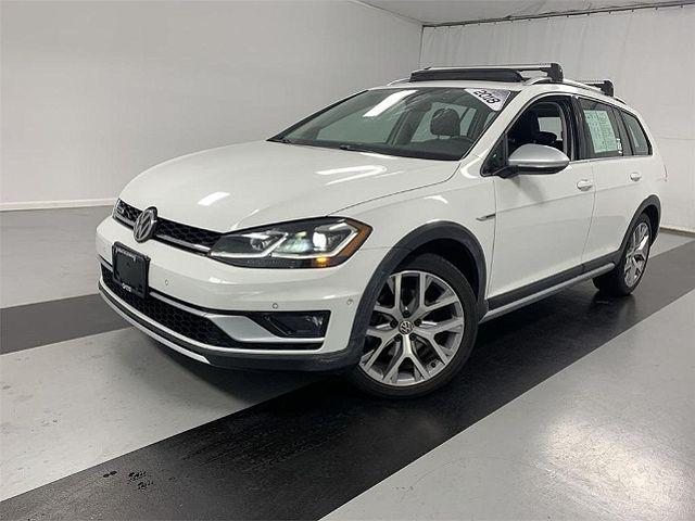2018 Volkswagen Golf Alltrack SEL for sale in Cicero, NY