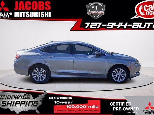 2016 Chrysler 200 Limited for sale in New Port Richey, FL