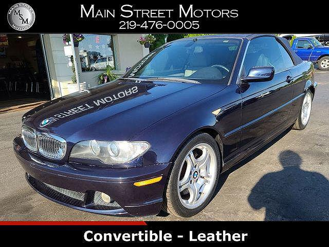 2004 BMW 3 Series 330Ci for sale in Valparaiso, IN