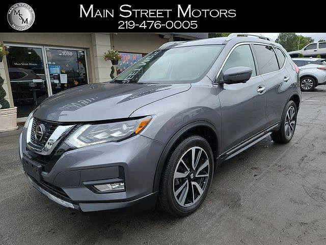 2018 Nissan Rogue SL for sale in Valparaiso, IN
