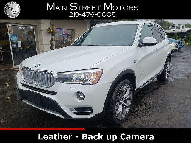 2017 BMW X3 xDrive28i for sale in Valparaiso, IN