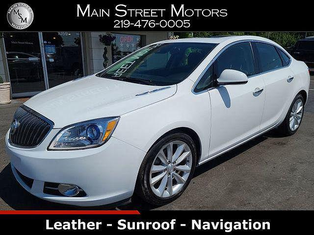 2017 Buick Verano Leather Group for sale in Valparaiso, IN