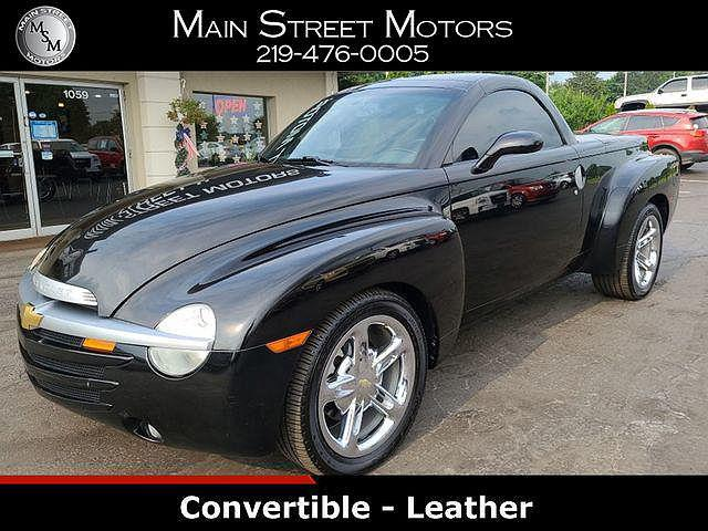 2004 Chevrolet SSR LS for sale in Valparaiso, IN