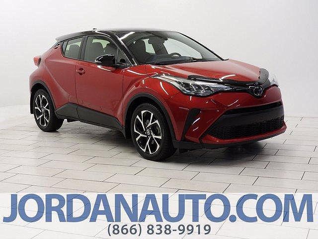 2020 Toyota C-HR for sale near Mishawaka, IN