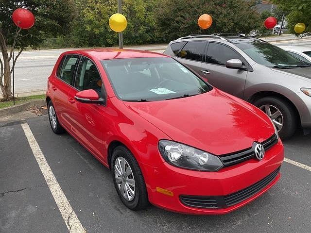 2011 Volkswagen Golf 4dr HB Auto for sale in Spartanburg, SC