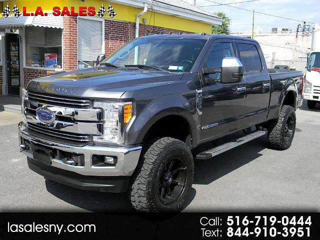 2017 Ford F-350 Lariat for sale in Hicksville, NY