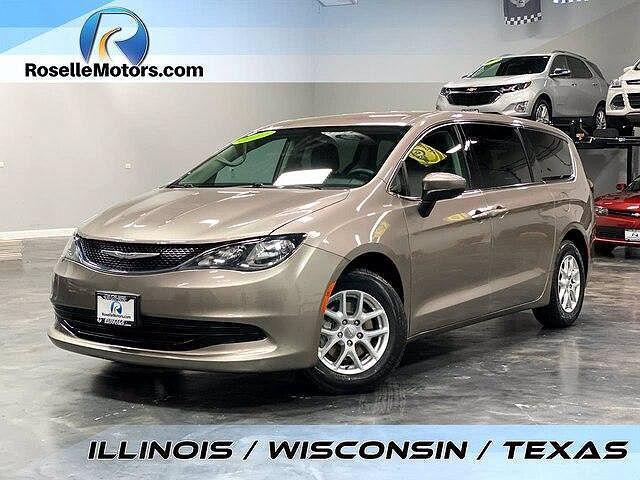 2017 Chrysler Pacifica LX for sale in Roselle, IL