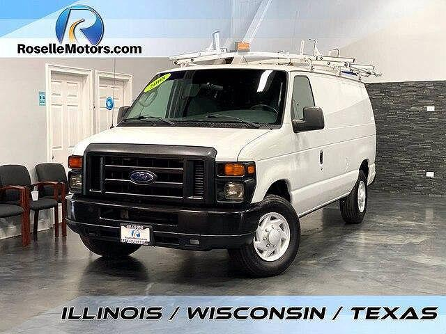 2008 Ford Econoline Cargo Van Commercial/Recreational for sale in Roselle, IL