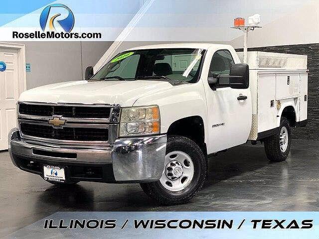 2010 Chevrolet Silverado 2500HD Work Truck for sale in Roselle, IL