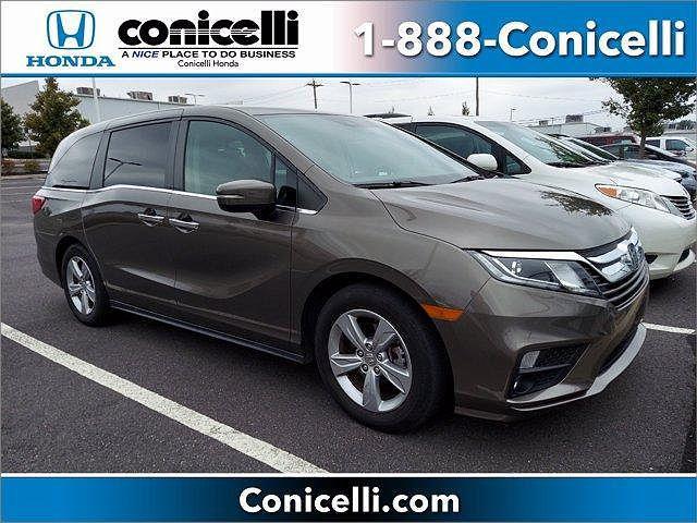 2019 Honda Odyssey EX-L for sale in Conshohocken, PA