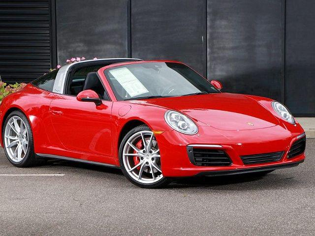 2017 Porsche 911 4S/4 GTS for sale in Freeport, NY