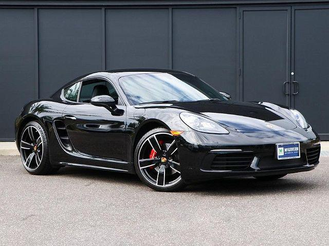 2018 Porsche 718 Cayman S for sale in Freeport, NY