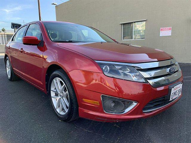 2012 Ford Fusion SEL for sale in Los Angeles, CA