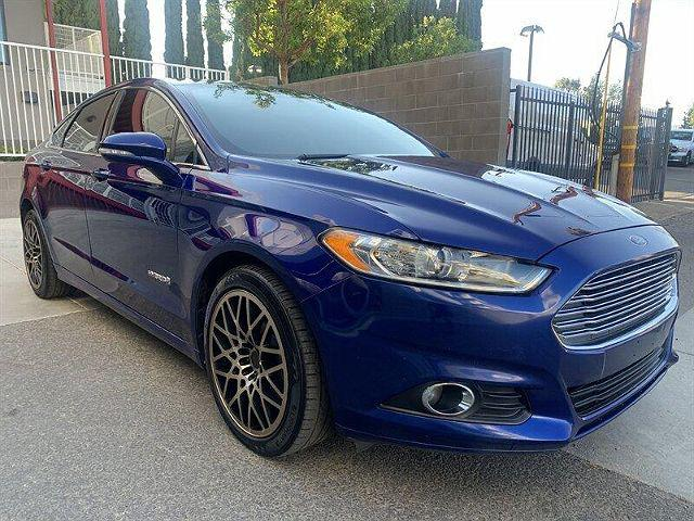 2013 Ford Fusion SE Hybrid for sale in Los Angeles, CA