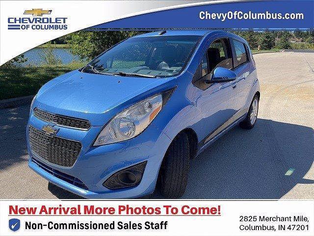 2013 Chevrolet Spark LT for sale in Columbus, IN