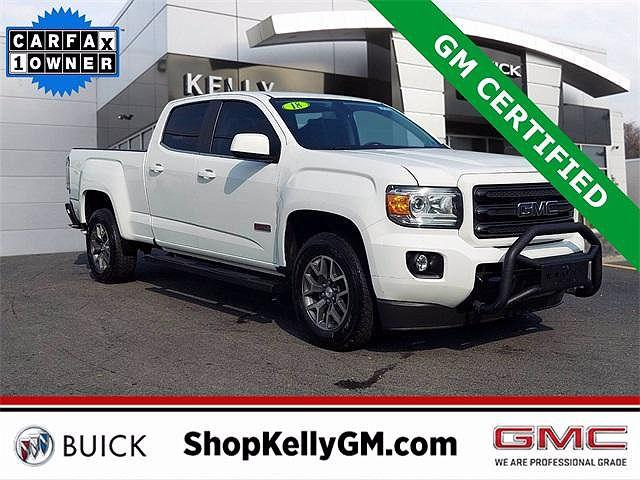 2018 GMC Canyon 4WD All Terrain w/Cloth for sale in Emmaus, PA