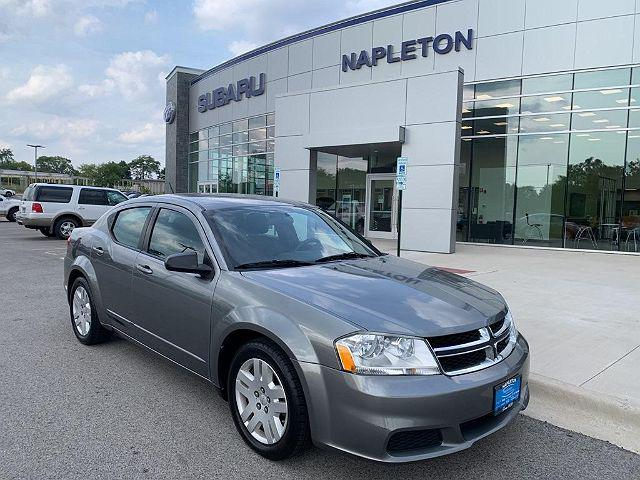 2011 Dodge Avenger Express for sale in Palatine, IL