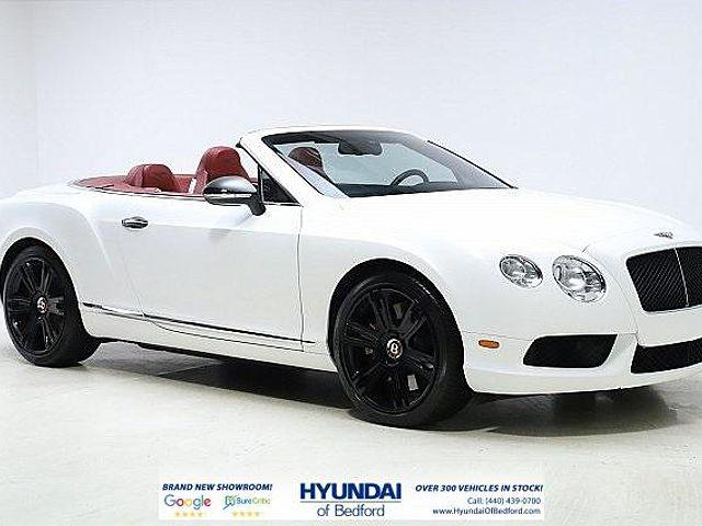 2014 Bentley Continental GT V8 2dr Conv for sale in Bedford, OH