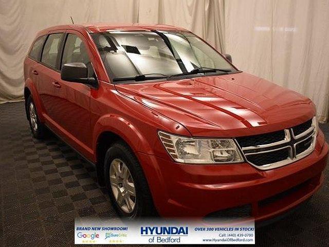 2012 Dodge Journey American Value Pkg for sale in Bedford, OH
