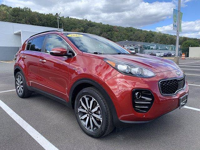 2018 Kia Sportage EX for sale in North Plainfield, NJ