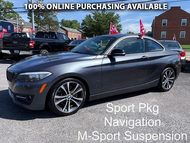 2014 BMW 2 Series 228i for sale in Baltimore, MD