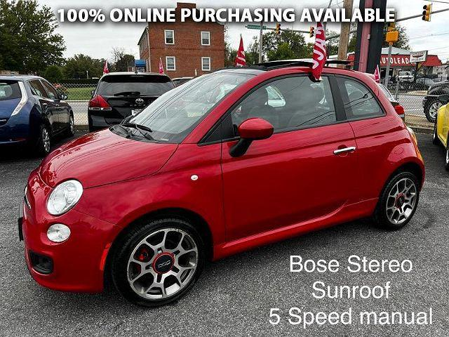 2012 Fiat 500 Sport for sale in Baltimore, MD