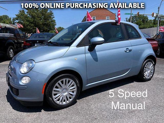 2013 Fiat 500 Pop for sale in Baltimore, MD