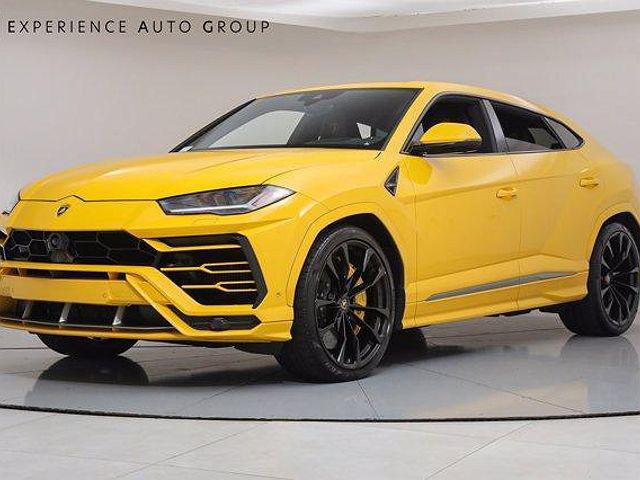2021 Lamborghini Urus Unknown for sale in Fort Lauderdale, FL