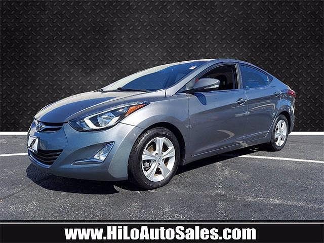 2016 Hyundai Elantra Value Edition for sale in Ellicott City, MD