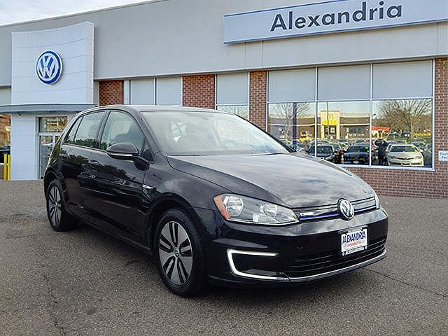 2016 Volkswagen e-Golf SE for sale in Alexandria, VA
