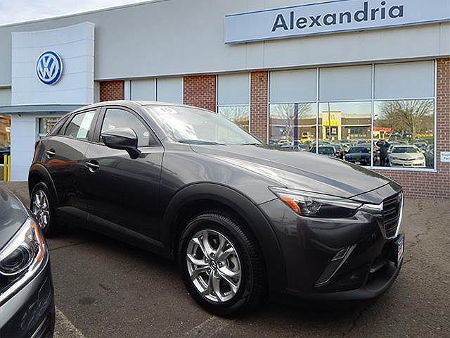 2019 Mazda CX-3 Sport for sale in Alexandria, VA