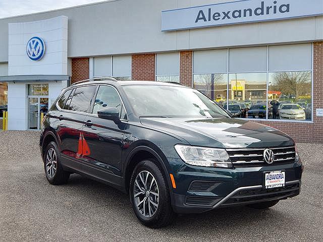2019 Volkswagen Tiguan SE for sale in Alexandria, VA
