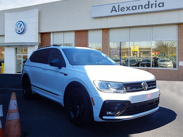 2019 Volkswagen Tiguan SEL for sale in Alexandria, VA