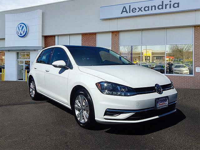 2020 Volkswagen Golf TSI for sale in Alexandria, VA