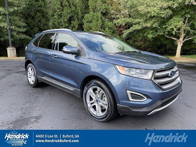 2018 Ford Edge Titanium for sale in Buford, GA