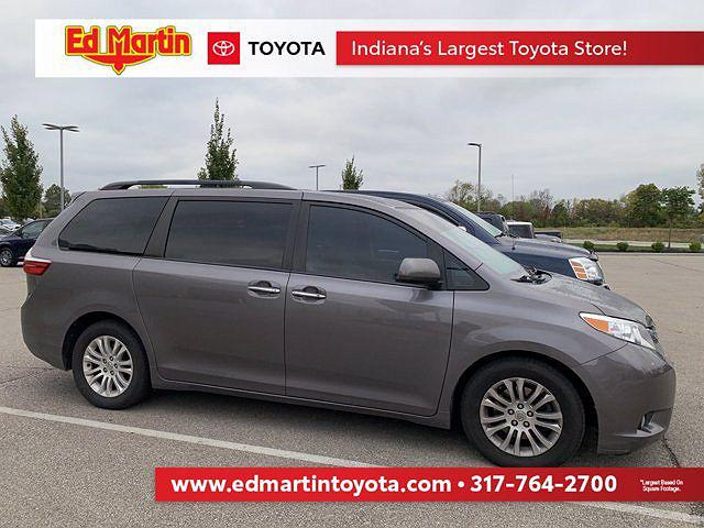 2015 Toyota Sienna XLE for sale in Noblesville, IN