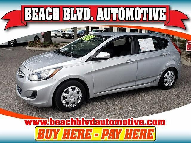 2014 Hyundai Accent GS for sale in Jacksonville, FL