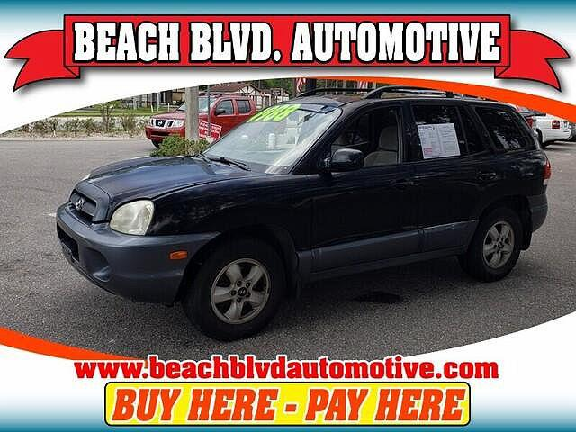 2005 Hyundai Santa Fe GLS for sale in Jacksonville, FL
