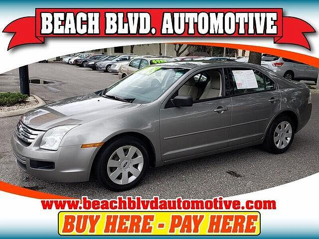 2008 Ford Fusion S for sale in Jacksonville, FL