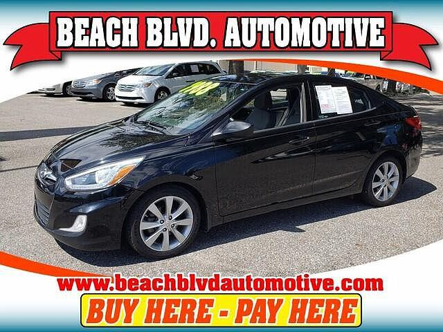 2014 Hyundai Accent GLS for sale in Jacksonville, FL