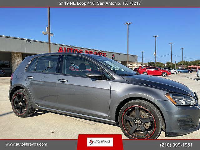 2017 Volkswagen Golf S for sale in San Antonio, TX