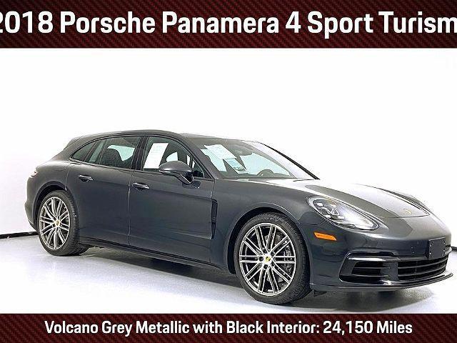 2018 Porsche Panamera 4 for sale in Jericho, NY