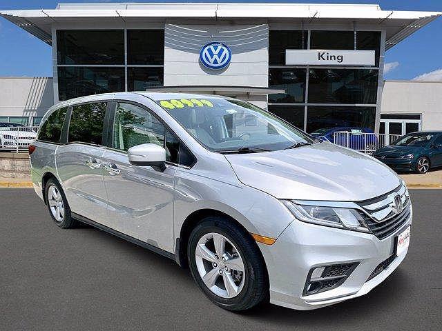 2020 Honda Odyssey EX-L for sale in Gaithersburg, MD