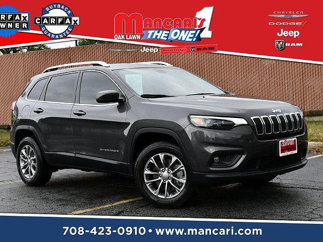 2020 Jeep Cherokee Latitude Plus for sale near Oak Lawn, IL