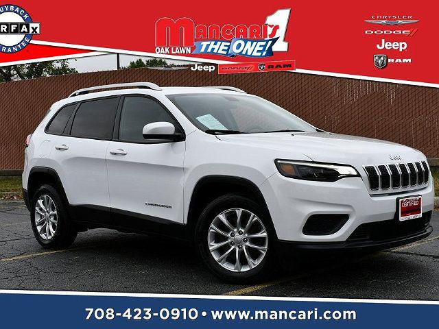 2020 Jeep Cherokee Latitude for sale near Oak Lawn, IL
