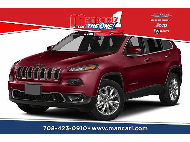 2015 Jeep Cherokee for sale near Oak Lawn, IL